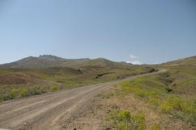 route Teçeler-Durupinar