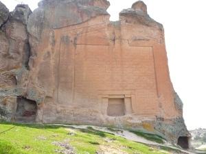 Tombeau mythique du roi Midas