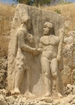 Héraklès, Arsameia