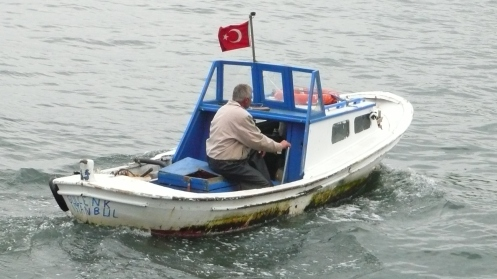 Pêcheur Bosphore