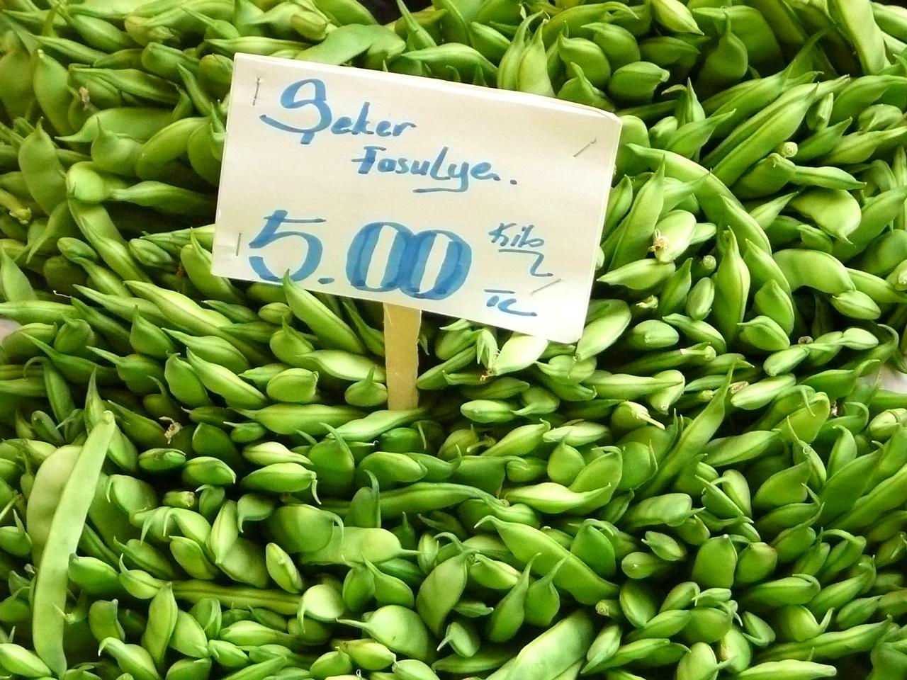 Histoires de l gumes dola a dola a - Haricot vert fruit ou legume ...