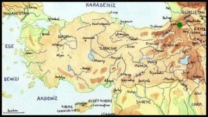 localisation Ardahan