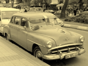 Voiture Istanbul