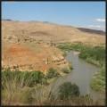 vallée de l'Euphrate, en aval d'Erzincan