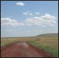 chemin de rouille, environs de Kars