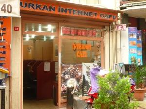Internet café Furkan