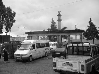 Batumi : gare routière