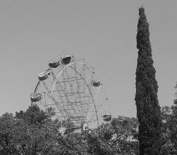 Poti : la grande roue