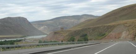 Entre Erzurum et Tercan