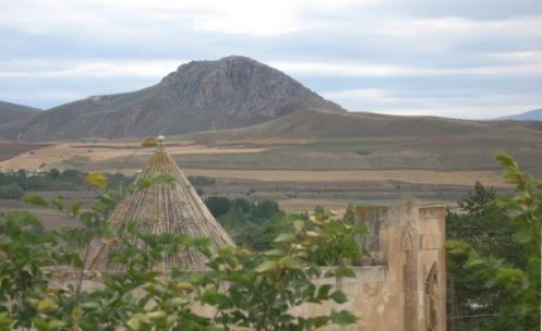 Tercan : mausolée de Mama Hatun
