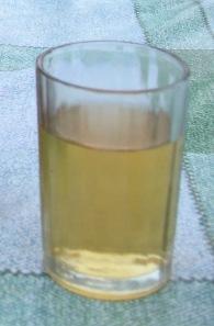 Vin blanc géorgien