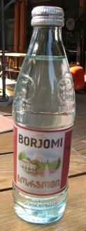 Eau de Borjomi