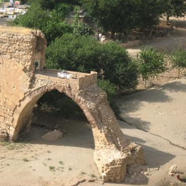 Hasankeyf, le rêveur sur le pont