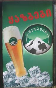 Bière Kazbegi