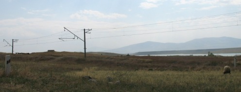 Ligne Gyumri-Erevan