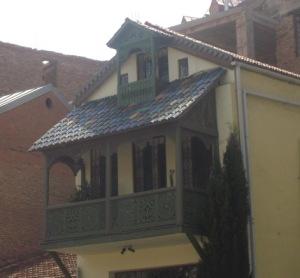 Quartier Abanotubani, Tiflis