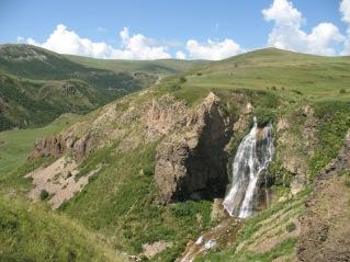 cascade de Susuz