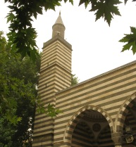 Diyarbakir : Nebi Camii