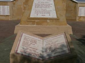 sarikamis-monument