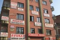 Turquie : les plaques professionnelles