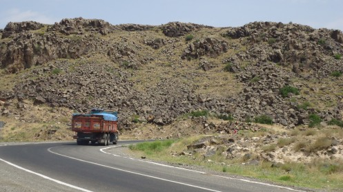 route est turquie