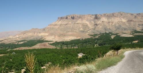 Vallée du Tohma, entre Darende et Levent