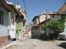 Afyon : la vieille ville