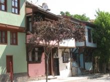 Afyon : la vieille ville (quartier rénové)