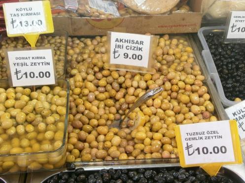 olives livre turque